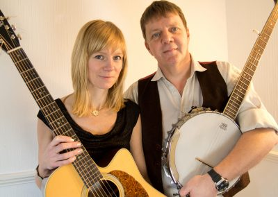 Stephen & Pernille Quigg