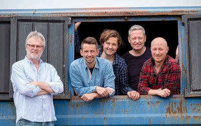 Ib Grønbech er klar til stor turné i 2021.