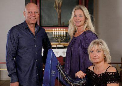 Tina Siel, Tine Lilholt & Knud Erik Thrane