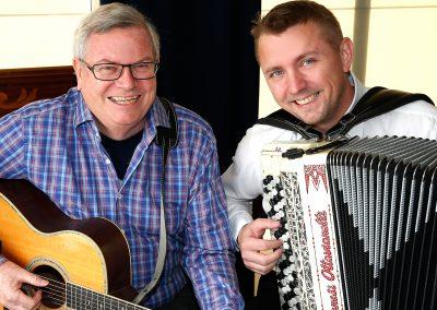 Peter Vesth & Kristian Rusbjerg