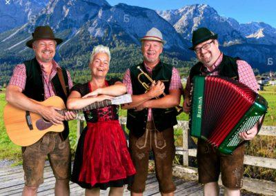 Vibeke Und Alpen Partyband