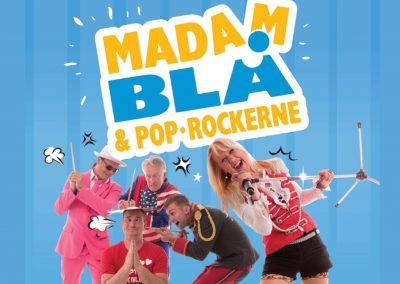 Madam Blå & Pop-rockerne